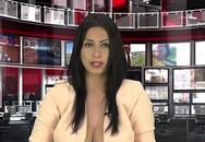Nữ sinh khoe ngực để trở thành phát thanh viên truyền hình