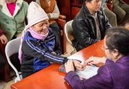 Vĩnh Phúc: 200 người cao tuổi được khám và phát thuốc miễn phí