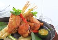 Biến tấu với cánh gà chiên kiểu Thái