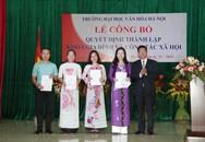 Trường Đại học Văn hóa Hà Nội thành lập Khoa Gia đình và Công tác xã hội