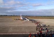 Sân bay Cát Bi đóng cửa vì đường băng rạn nứt do nắng nóng