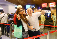 127 khách được bay miễn phí tuyến Đài Loan - TP.HCM