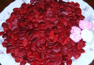 Cách chọn hạt dưa không bị nhuộm màu hóa chất