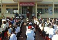 Phòng, chống bệnh sốt xuất huyết trong trường học