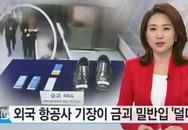 Phi công và tiếp viên Vietnam Airlines bị bắt tại Hàn Quốc