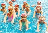 Địa điểm học bơi ở TPHCM mùa hè 2015