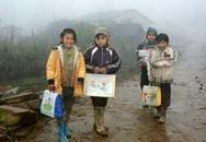 Học sinh Lào Cai phải nghỉ học vì rét