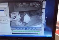 Trộm đồ xong đôi nam nữ ngồi hôn nhau thắm thiết tại hiện trường