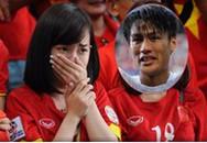 Bạn gái xinh đẹp của Mạc Hồng Quân kìm nén những giọt nước mắt