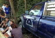 Khởi tố, bắt giam chiến sĩ công an lái xe đâm chết 2 người