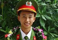 Chàng trai người Mông đầu tiên của xã vùng cao đậu trường cảnh sát