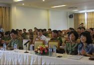 Tập huấn công tác DS-KHHGĐ cho cán bộ y tế trại giam