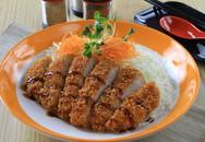 Heo chiên xù kiểu Nhật cho bữa cơm chiều