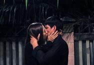 Bình Minh hôn đắm đuối bạn gái Ưng Hoàng Phúc