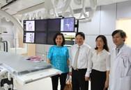 Đưa vào sử dụng hệ thống máy đỉnh cao của chuyên ngành chẩn đoán hình ảnh