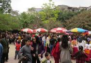 Học sinh háo hức góp sách vở, quần áo tặng trẻ vùng cao