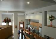 Biệt thự xây thô với phong cách giản dị ở Mỹ Đình