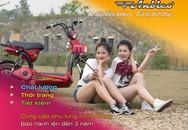 Việt Lâm Plaza – Đại lý chính thức của Xe điện Anbico - tham gia Hội chợ Hùng Vương 2015