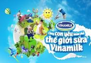 """Cảm ơn con tại ngày hội """"Khám phá thế giới sữa Vinamilk"""""""