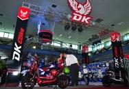 Xe điện DKbike hút khách tham quan tại Triển lãm AutoExpo