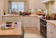 Chọn thiết bị chuẩn để tân trang gian bếp ấm