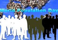 """Nguồn gốc """"thú vị"""" của Ngày Dân số Thế giới 11/7"""