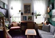 Học cách bố trí căn hộ 31m2 cho gia đình có nhiều đồ đạc