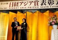 Nữ doanh nhân quyền lực nhất châu Á đạt Giải thưởng Nikkei