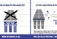 Lưu ý khi mua máy lọc nước nano Geyser nhập từ Nga