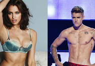 Justin Bieber tán tỉnh bồ cũ của Ronaldo