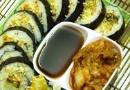 4 bước làm món kimbap Hàn Quốc tuyệt ngon