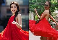 Một chiếc váy yếm, Kỳ Duyên - Angela Phương Trinh ai hút mắt hơn?