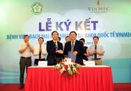 Bệnh viện Bạch Mai ký kết thỏa thuận 5 lĩnh vực với bệnh viện Vinmec