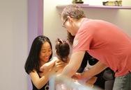 Đoan Trang: 'Tôi và chồng hiểu nhau từ ánh mắt, cái chau mày'