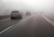 Bí kíp sống còn khi lái xe trong sương mù