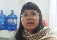 Cô giáo Lê Na gặp gỡ báo chí sau vụ clip xôn xao dư luận