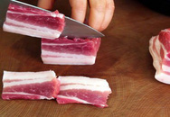 """Tác hại đáng sợ của thịt lợn """"bẩn"""" nhiều người vẫn ăn hàng ngày"""