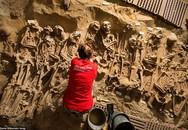 Hãi hùng phát hiện 200 bộ xương ngay dưới siêu thị