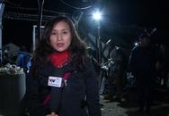 Nhà báo Lê Bình đến Syria làm phim về người tị nạn
