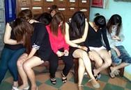 Đánh sập đường dây mại dâm 100 USD ở Sài Gòn