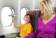 Những điều bố mẹ buộc phải biết khi cho con nhỏ đi máy bay
