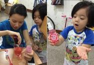 Bí kíp dễ thương của MC Minh Trang giúp con hết sợ ma