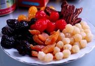 Ăn nhiều mứt Tết có hại như thế nào?