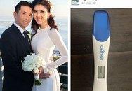 Ngọc Quyên bất ngờ khoe có thai sau hơn 1 năm kết hôn