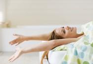 4 động tác nên làm khi ngủ dậy để giảm nguy cơ mắc bệnh