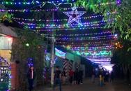 Nghệ An: Sắc màu rực rỡ trên các cung đường mừng đón Giáng sinh