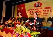 Ông Nguyễn Mạnh Hiển được bầu là Bí thư tỉnh Hải Dương