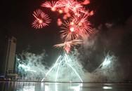Ngắm những màn pháo hoa rực rỡ trên sông Hàn