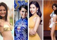 """Những mỹ nhân Việt """"lì lợm"""" chinh chiến các đấu trường sắc đẹp"""