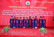 Đại học Y tế công cộng long trọng khai giảng năm học mới và phát bằng tốt nghiệp